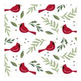Holiday Cardinals by Oma N. Ramkhelawan