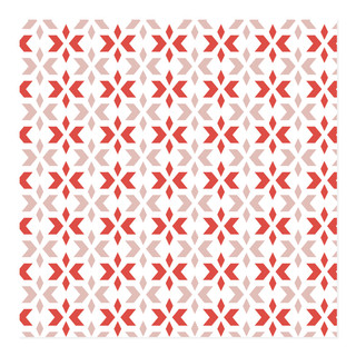 Christmas '59 Pattern Self-Launch Wrapping Paper