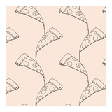 Pizza Flow by erica meade