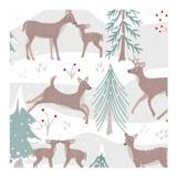 Deer Forest by Jennifer Holbrook