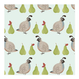 Partridges + Pears by Charla Pettingill