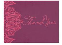 Henna Inspired Thank Yo... by Loree Mayer