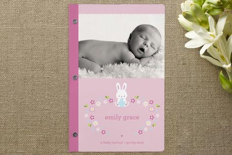Baby Bunny Notebooks