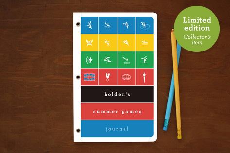 Summer Games Notebooks