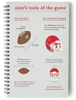 Football Gear Notebooks