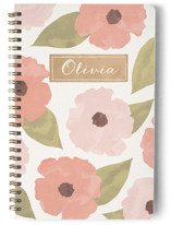 Fresh Florals Notebooks