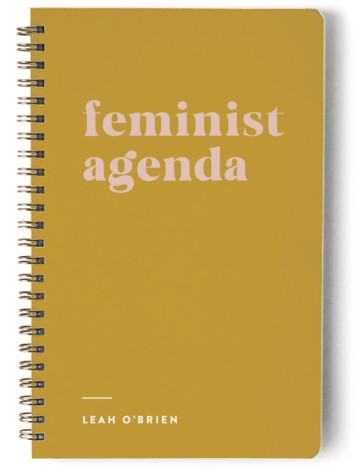 feminist agenda notebooks Day Planner, Notebook, Or Address Book