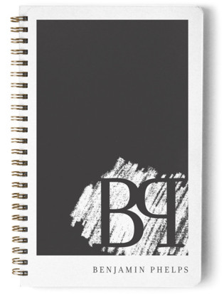 Eraser Day Planner, Notebook, or Address Book