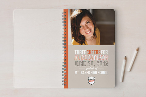 Three Cheers for the Graduate Notebooks