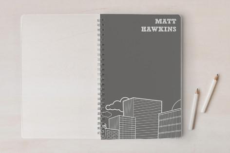 Cityscape Notebooks