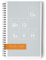 Periodic Table Notebooks