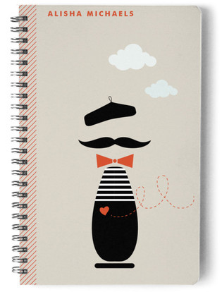 Mon Cheri Day Planner, Notebook, or Address Book