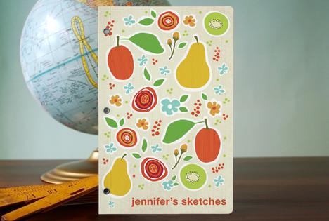 Kumquats and Kiwis Notebooks