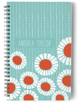 Pretty Poppies Notebooks