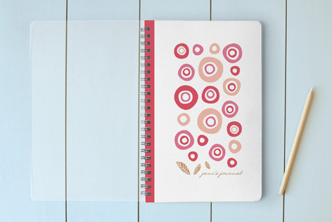 Climbing Roses Notebooks
