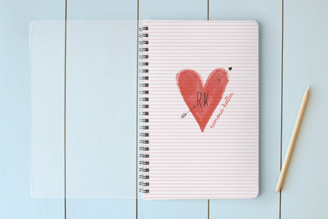 Initial Heart Notebooks