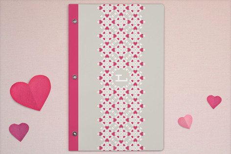 Folk Hearts Notebooks
