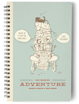 Mad Adventure Notebooks