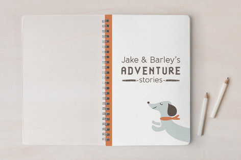 Doggy and Me Stories Notebooks