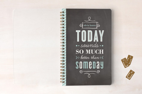 Today Sounds So Good Notebooks