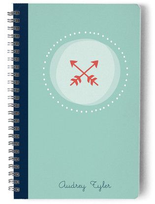 Moonstruck Thoughts Day Planner, Notebook, or Address Book