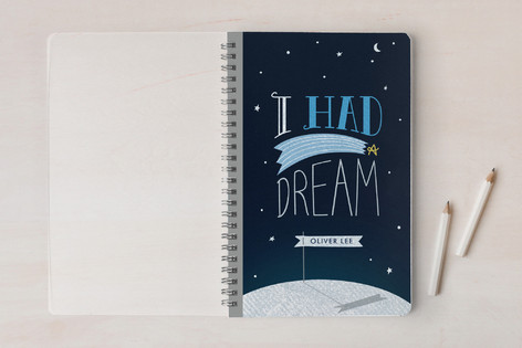 I had a Dream Notebooks