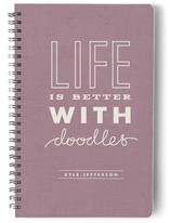 Life with Doodle Notebooks