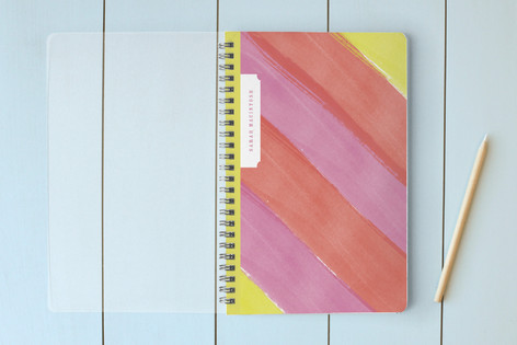 Zebra Fruit Notebooks