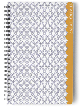 Casablanca Day Planner, Notebook, or Address Book