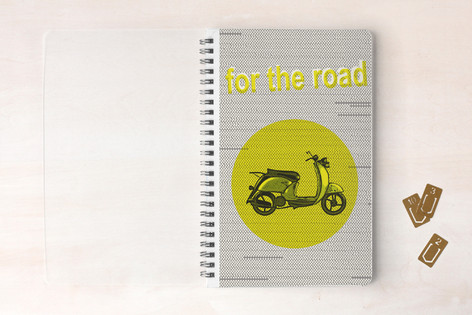 On the Road Notebooks
