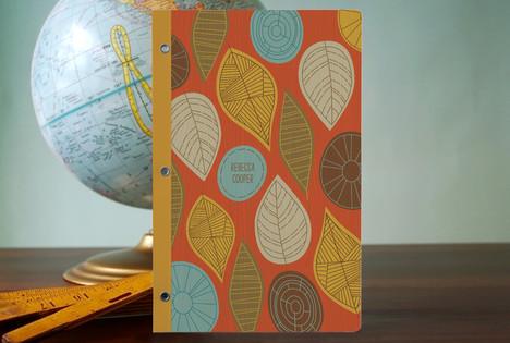 Foliage Notes Notebooks