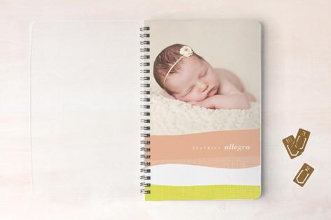 Painterly Spring Notebooks