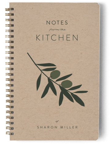 Olive Branch Notes Day Planner, Notebook, Or Address Book
