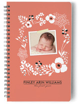 Amelia Floral Notebooks