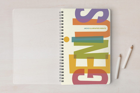 Genius Notebooks