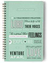 A Teacher's Prayer