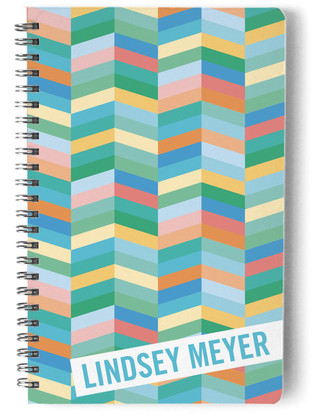 Color Tiles Day Planner, Notebook, or Address Book