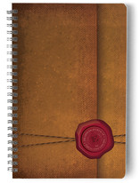 Personalized Notary Notebooks