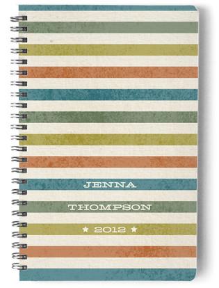 Western Stripe Day Planner, Notebook, or Address Book