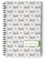 Owls Notebooks