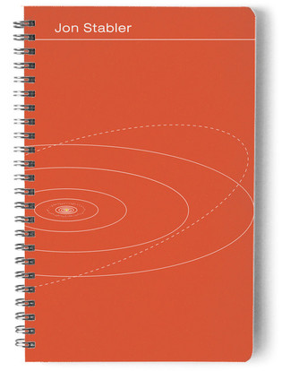 Solar System Day Planner, Notebook, or Address Book