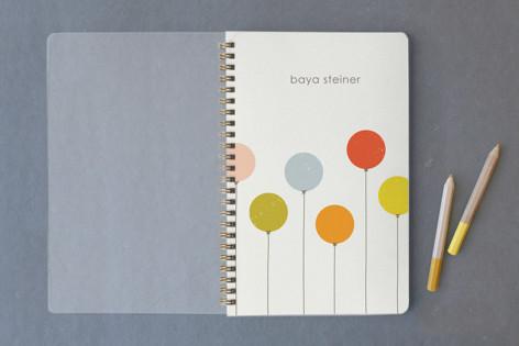 Balloons Notebooks