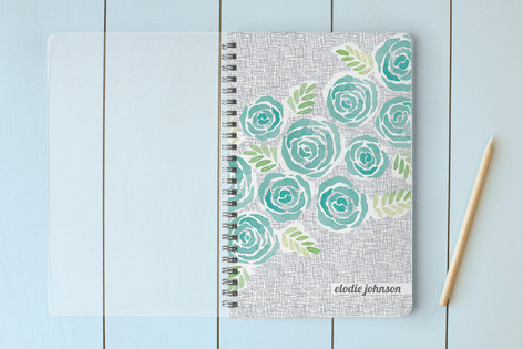 Mixed Floral Notebooks