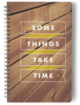 Some Things Take Time