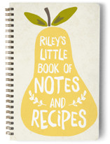 Pear Notebooks