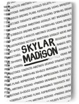 Bold Ideas Notebooks