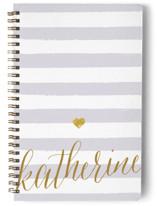 Glitter Heart Notebooks