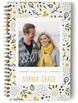 Floral Frame Notebooks