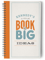 Little Book, Big Ideas Notebooks