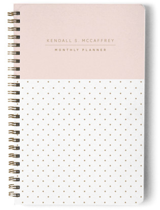 Dainty Day Planner, Notebook, or Address Book